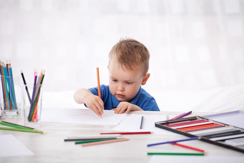 Verbesserung der Stifthaltung unter der Neuromotorischen Entwicklungsförderung INPP...